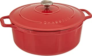 Chasseur A1737328 Cast Iron Round Dutch Oven, 11
