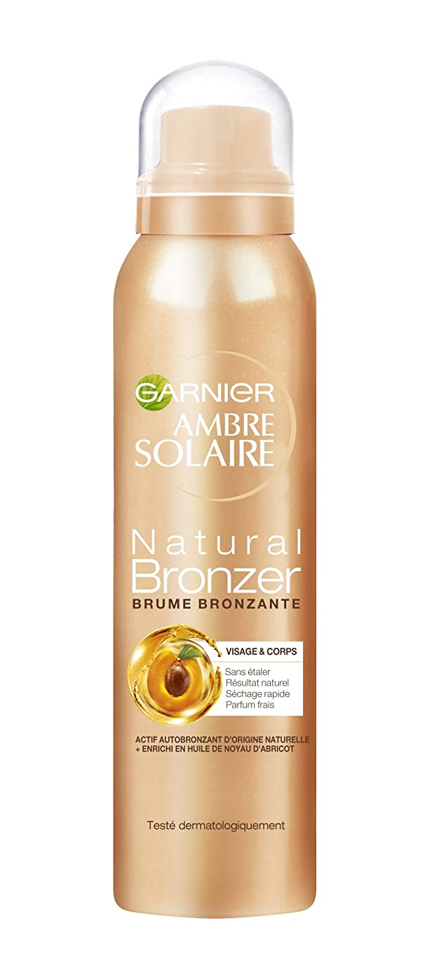 パーティー魔法ベーカリーGarnier Bronzer natural spray