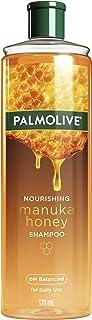 Palmolive Nourishing Hair Shampoo Manuka Honey pH Balanced 370mL
