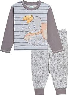 Disney Dumbo - Pijama infantil unisex para niños y niñas,