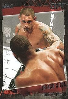 2010 Topps UFC #8 Thiago Silva