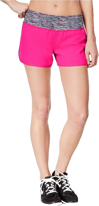 Ideology Woven Speed Shorts XXL Molten Pink