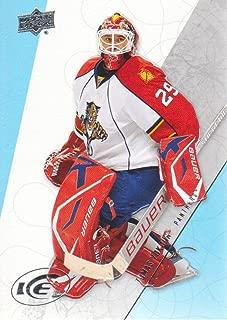 2010-11 Upper Deck Ice Hockey #26 Tomas Vokoun Florida Panthers