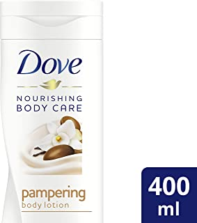 Dove Body Lotion Purely Pampering with Shea Butter, 400ml