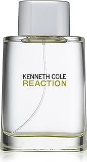 Kenneth Cole Reaction Eau de Toilette Spray for Men, 3.4 Fl Oz