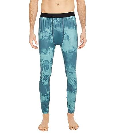Burton Lightweight X Base Layer Pants (Dark Slate Resist Dye) Men