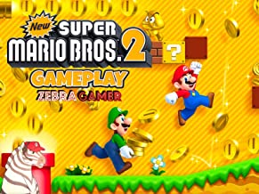 Clip: New Super Mario Bros. 2 Gameplay - Zebra Gamer