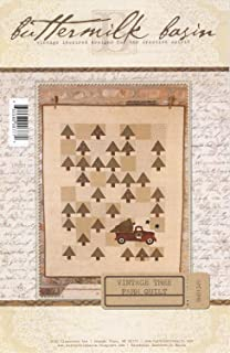 Vintage Tree Farm Quilt Pattern - by Buttermilk Basin - BMB 1320 38