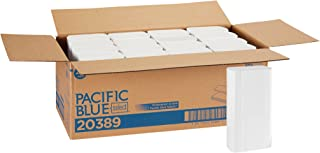 Pacific Blue Select Multifold Premium 2-Ply Paper Towels (Previously Branded Preference) by GP PRO (Georgia-Pacific), White, 20389, 250 Paper Towels Per Pack, 16 Packs Per Case
