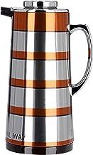 Royalford Golden Figured Vacuum Flask, 1.9 Litres, RF9590