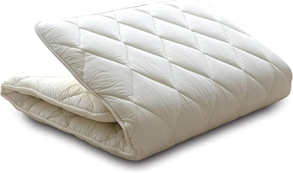 EMOOR CLASSE Series Shikifuton Japanese Futon Mattress Queen 63x79in Manufacturing In Japan