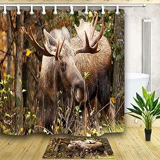 Best moose bathroom set Reviews