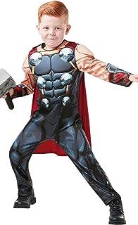 Rubie's 640836L Marvel Avengers Thor Deluxe Child Costume, Boys, Large