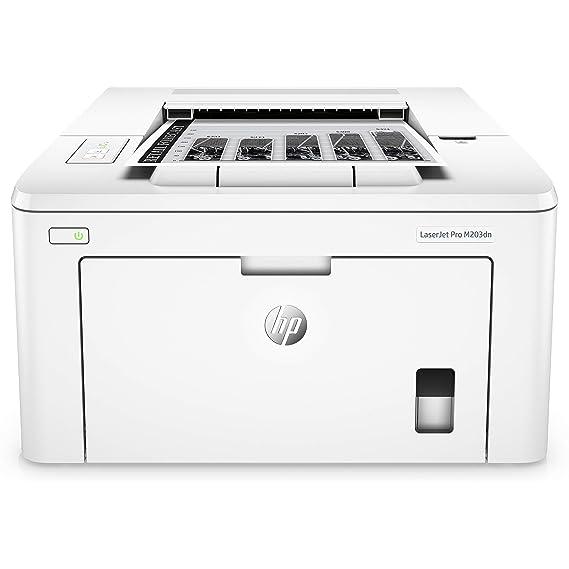 HP Laserjet Pro M203dn Printer (Print, Auto Duplex, Network)
