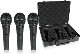 Behringer XM1800S Behringer Ultravoice XM1800S Microphones 3 Piece Set
