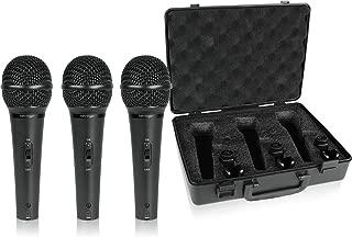 Best behringer ultravoice xm1800s dynamic cardioid vocal microphones Reviews