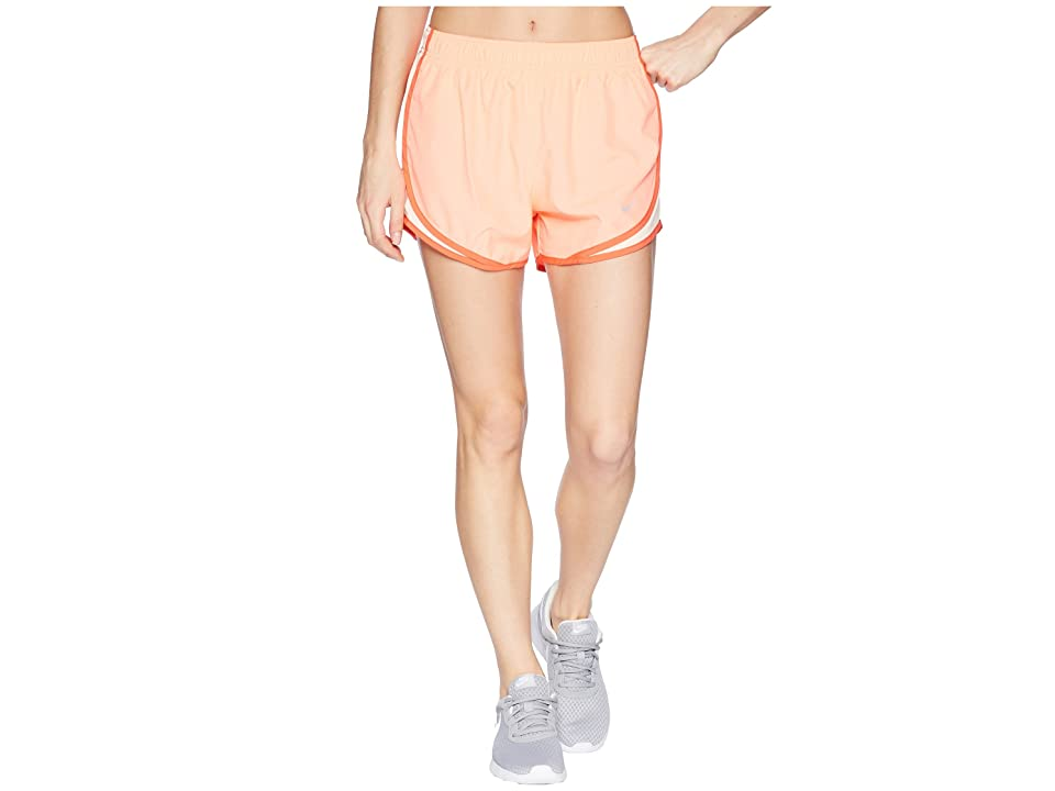 Nike Dry Tempo Short (Crimson Pulse/Crimson Tint/Wolf Grey) Women