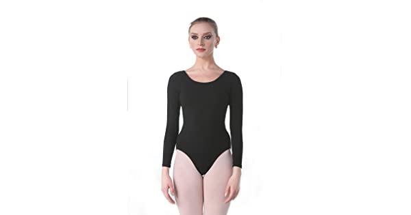 Dance Favourite Long Sleeve Leotards for Womens and Girls Gymnastics AM01D0090