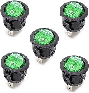 6 x 6 mm, 200 unidades, 10 unidades Oiyagai Juego de interruptores t/áctiles de bot/ón