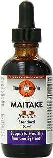 Mushroom Wisdom Maitake D-Fraction Immune System Support, 2 Ounce