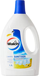 Walch Laundry Sanitiser - Lemon, 1.2 liters