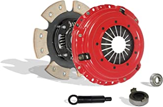 Clutch Kit Stage 3 Works With Acura Integra Honda Civic Si Del Sol Cr-v Gs Ls Lx Se Ex Gs-R Type R Vtec Special Edition 1994-2001 1.6L L4 1.8L L4 2.0L L4 (B18B1; B20Z2; B16A3; B16A2)