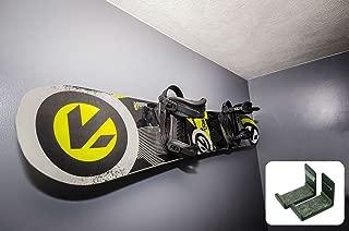 StoreYourBoard Naked Snow, Snowboard Display Wall Rack