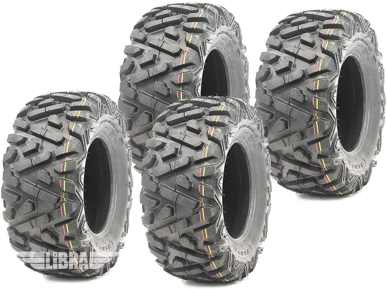 4 WANDA ATV Award tires 25x10-12 P350 Finally resale start X1100C fit RTV X900 Kubota 13-19