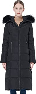 Women's Thickened Puffer Down Jacket Winter Hooded Coat