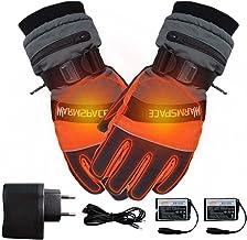 Lingge Elektrische verwarmingshandschoenen USB warm handopladen verwarming vingers koorts warm houden veilige constante te...