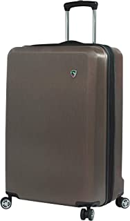 Italy Moda Hardside Spinner Luggage Carry-on, Brown