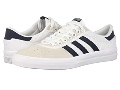 adidas Skateboarding Lucas Premiere (Footwear White/Legend Ink/Footwear White) Skate Shoes
