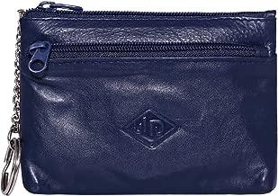 Laveri Unisex Pouch - Leather, Dark