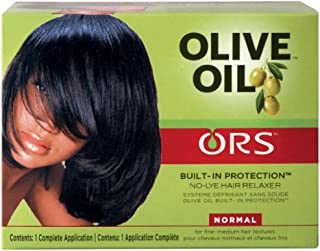 ORS Olive Oil Built In Protection No-Lye Hair Relaxer [Normal]