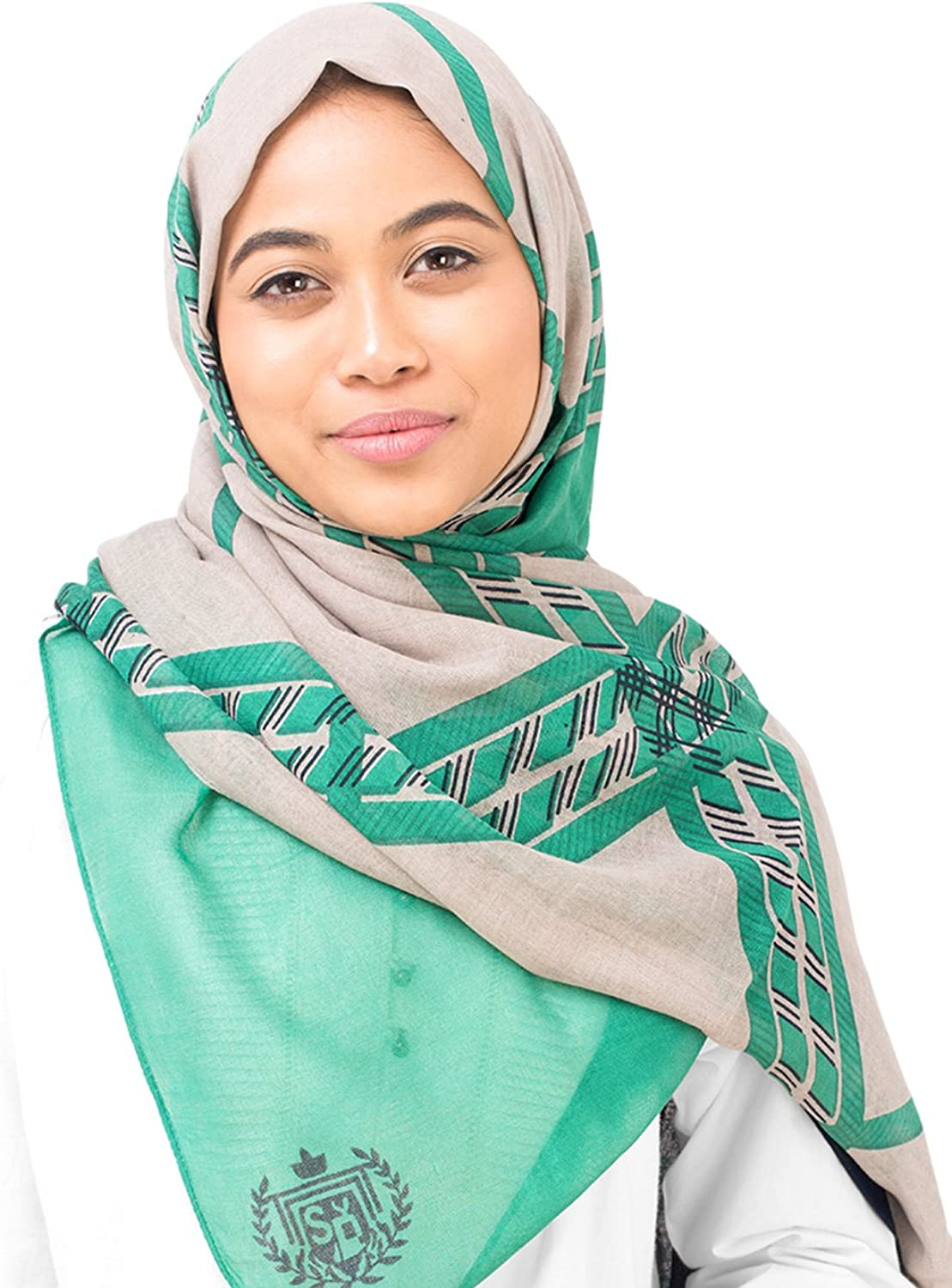 Silk Route New Viscose Stole Scarf Ladies Wrap Hijab