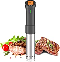 Inkbird Culinary Sous Vide ISV-200W Wi-Fi Precision Cooker 1000W Immersion Circulator with Stainless Steel Components