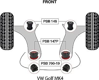 PSB716-23 Front Anti Roll Bar Kit 23mm 03-18 PSB Polyurethane Bush Transporter T5//T6