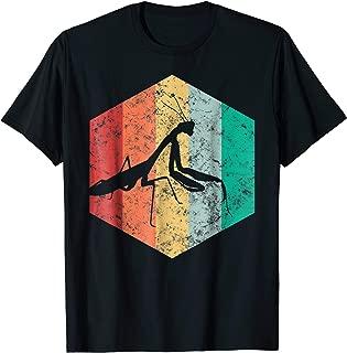 Vintage Look Praying Mantis T-Shirt