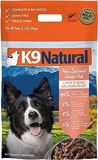 K9 Natural Freeze Dried Lamb & Salmon Feast Dog Food, 1.8kg