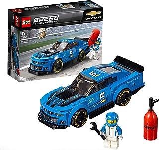 ليجو 75891 سبيد تشامبيونز شيفروليه كامارو ZL1   مجموعة بناء سيارة سباق