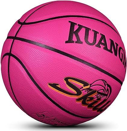 689781d78dffd Kuangmi intérieur ou extérieur pour Enfant Junior Taille 5 Ballon de Basket