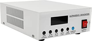 MXBAOHENG Générateur à ultrasons 600 W 220 V avec jusqu'à 10-12 transducteurs à ultrasons 60 W (transducteurs non inclus)