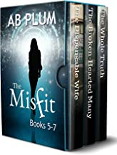 The MisFit Books 5-7: Three Gripping Stand-alone Thrillers