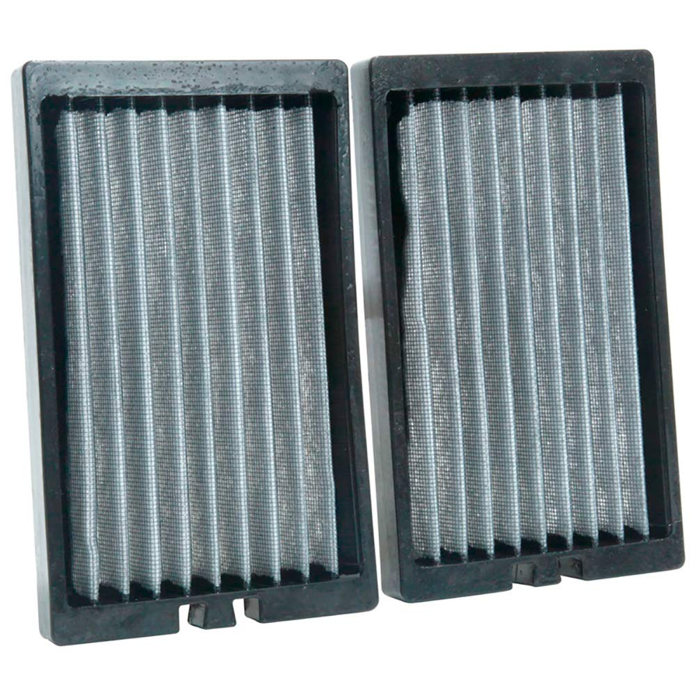 K&N Premium Cabin Air Filter: High Performance, Washable, Clean Airflow to your Cabin: Designed for Select 2019 DODGE RAM (1500, 2500, 3500) Vehicle Models, VF2065