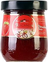 Tuscanini Premium Italian Strawberry Preserves, 11.64 oz Jar, Spreadable Fruit Jam, No High Fructose Corn Syrup, No Preser...