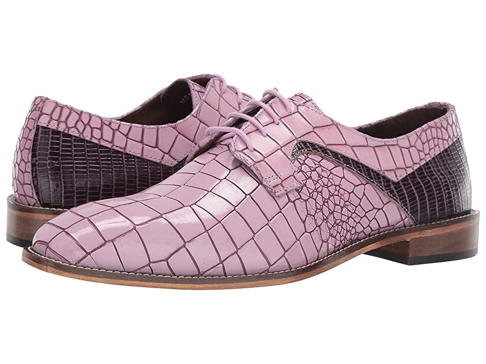 Stacy Adams Giansanti (Lavender Multi) Men