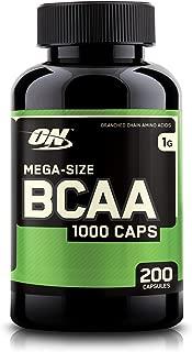ON BCAA 1000 200粒カプセル 海外直送品