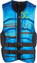 Ronix 2016 One Cable Edition Front Zip Impact (Anodized Synth. Azure) Life Jacket