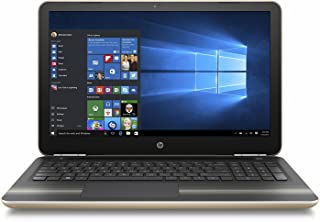 2016 HP Pavilion 15.6 Inch Flagship Laptop Computer (Intel Core i5-6200U up to 2.8GHz, 4GB RAM, 1TB HDD, DVD, Wifi, Windows 10 Home) (Renewed)