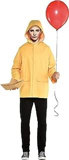 it yellow raincoat costume